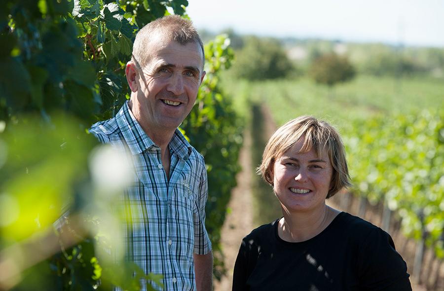 Josef und Maria Unger