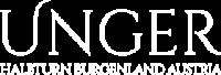 Logo Weingut Unger weiß 2021
